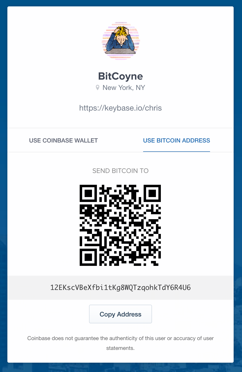 Abrupt termination of coinbase support ccuart Images