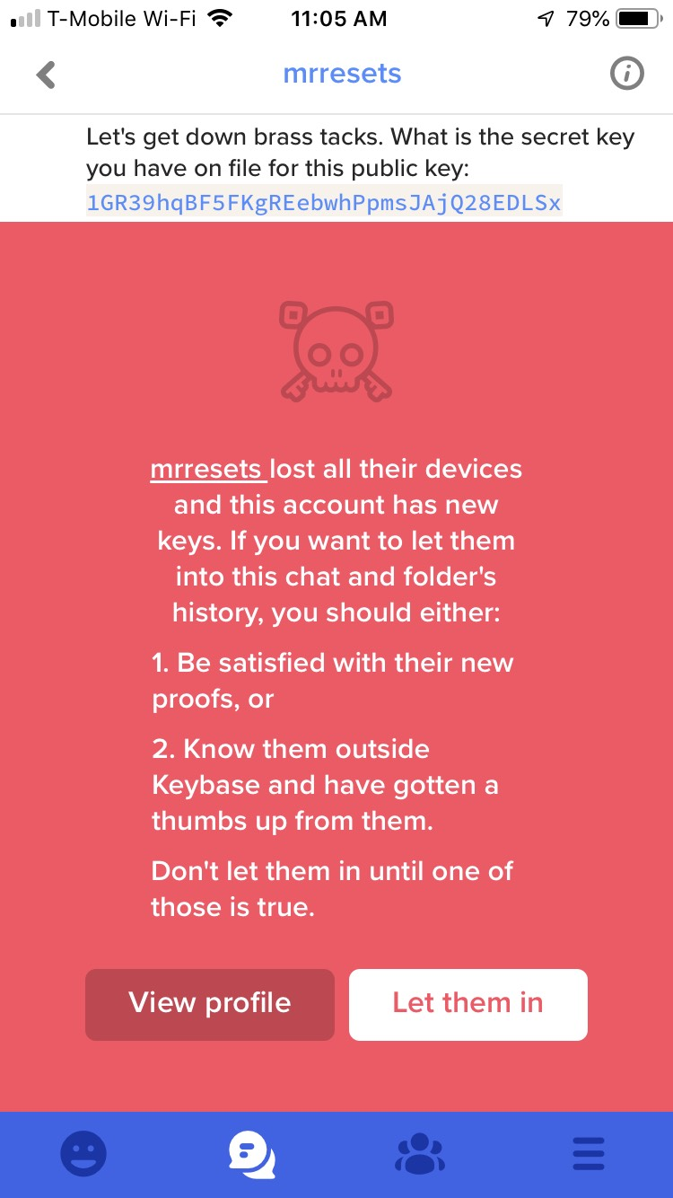 Keybase is not softer than TOFU